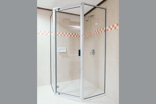 Dusche Badewanne installieren